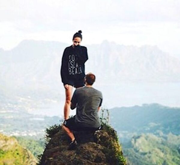 This Is How You Organise An Unforgettable Marriage Proposal