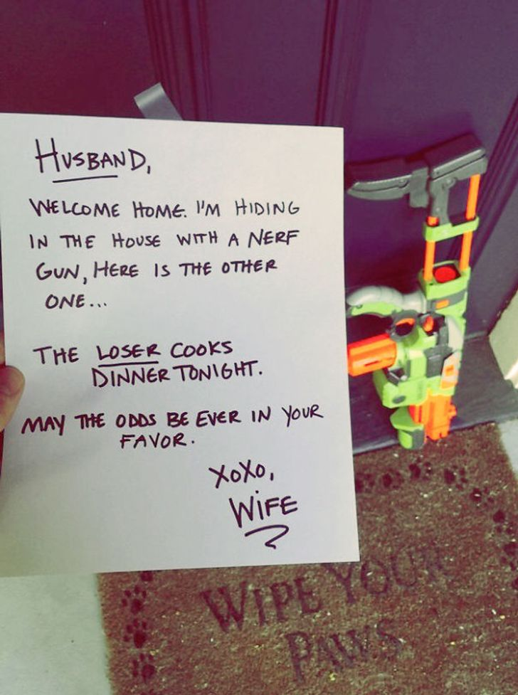 These 8 Hilarious Modern-day Love Notes Will Make Your Day